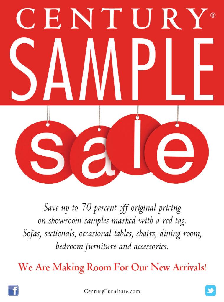 Century Sample Sale